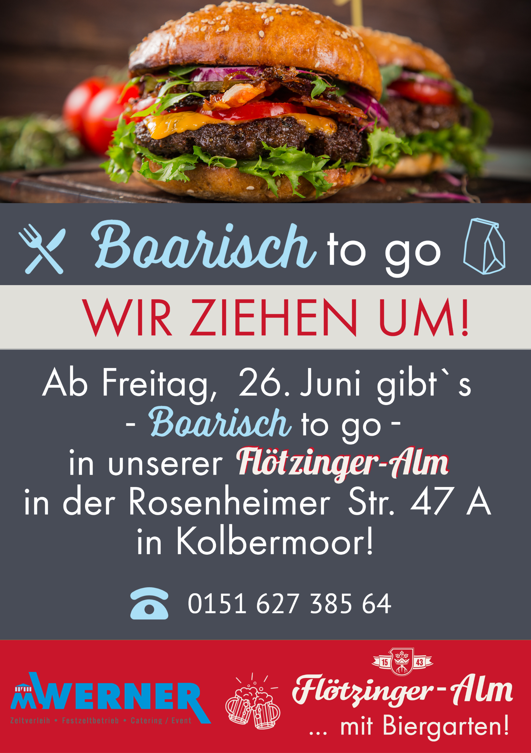 Boarisch To Go